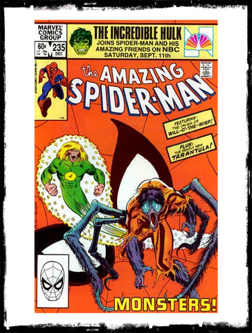 AMAZING SPIDER-MAN - #235 (1982 - VF)
