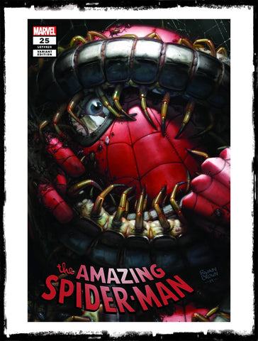 AMAZING SPIDER-MAN - #25 RYAN BROWN VARIANT EXCLUSIVE (2019 - MULTIPLE GRADES AVAILABLE)