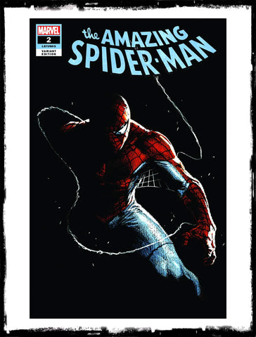 AMAZING SPIDER-MAN - #2 GABRIELLE DELL'OTTO VARIANT (2018 - NM)