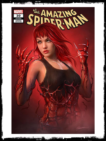 AMAZING SPIDER-MAN - #30 SHANNON MAER VARIANT EXCLUSIVE (2019 - VF+)