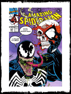 AMAZING SPIDER-MAN - #347 (1991 - CONDITION NM)