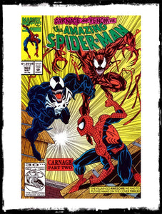 AMAZING SPIDER-MAN - #362 (1992 - CONDITION NM)