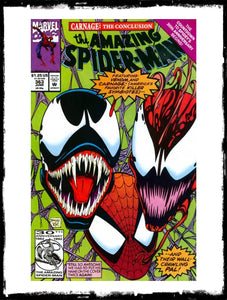 AMAZING SPIDER-MAN - #363 FIRST PETER PARKER'S PARENTS (1992 - NM)