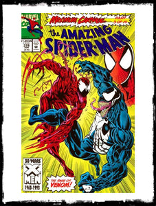 AMAZING SPIDER-MAN - #378 (1993 - VF+/NM)