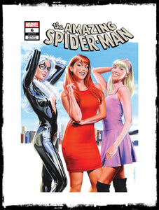 AMAZING SPIDER-MAN - #6 MIKE MAYHEW VARIANT (2018 - NM)