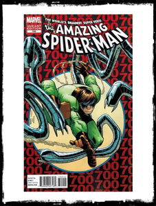 AMAZING SPIDER-MAN - #700 HUMBERTO RAMOS 2ND PRINT VARIANT (2013 CONDITION NM)