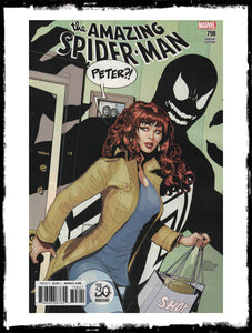 AMAZING SPIDER-MAN - #798 TERRY DODSON TRADE DRESS VARIANT (2018 - VF)
