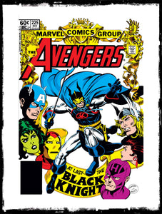 AVENGERS - #225 THE FALL OF AVALON (1982 - VF+ / NM-)