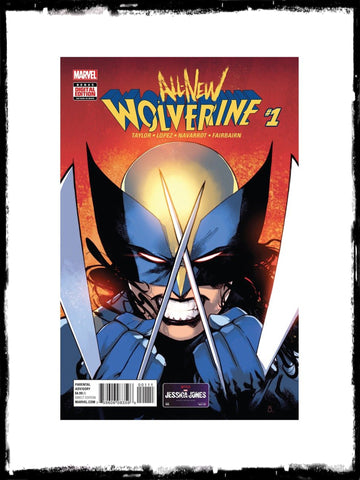 ALL-NEW WOLVERINE - #1 (2015 - CONDITION NM)