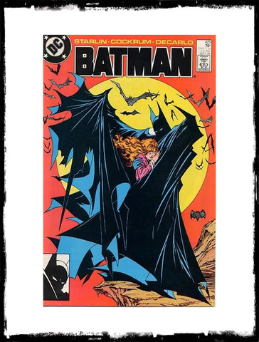 BATMAN - #423 (1988 - CONDITION VF+/NM)