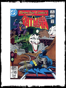 DETECTIVE COMICS - #532 (1983 - CONDITION VF+)