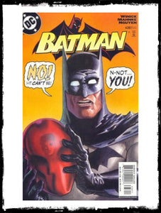 BATMAN - #638 RED HOOD REVEALED (2005 - NM)