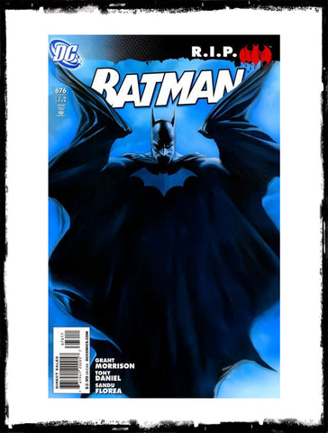 BATMAN - #676 (2008 - CONDITION VF+)