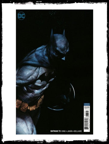 BATMAN - #73 BEN OLIVER VARIANT (2019 - NM)