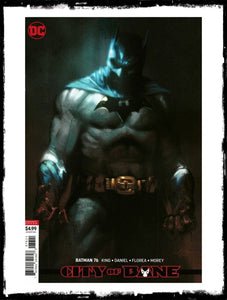 BATMAN - #76 GABRIELE DELL'OTTO VARIANT (2019 - NM)