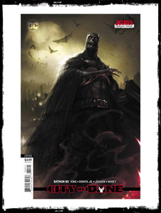 BATMAN - #80 FRANCESCO MATTINA VARIANT (2019 - NM)