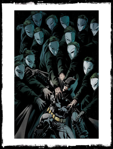 BATMAN: NEW 52 - #1 - #9 COURT OF OWLS SET - 1ST PRINT (2011 - VF+/NM)