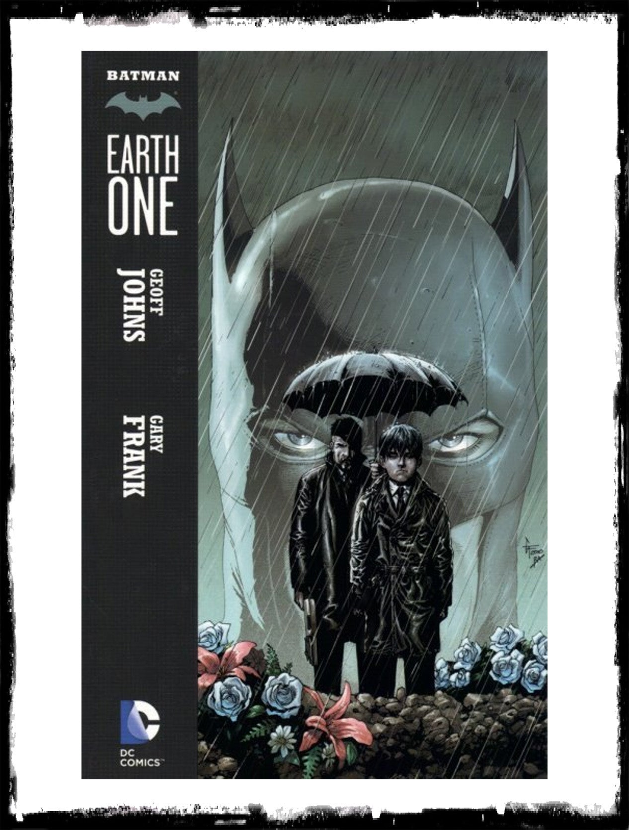 BATMAN: EARTH ONE - HARDCOVER (2012 - NM)