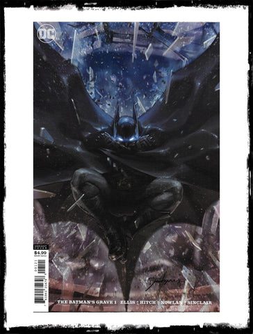 BATMAN'S GRAVE - #1 JEEHYUNG LEE VARIANT (2019 - NM)