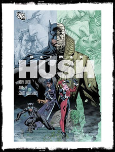 BATMAN: HUSH - TPB (2009 - NM)