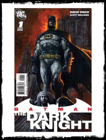 BATMAN: THE DARK KNIGHT - VOL 1 - #1 (2011 - NM)