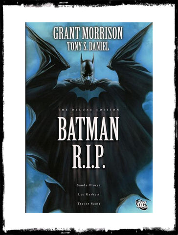 BATMAN: R.I.P THE DELUXE EDITION - HARDCOVER