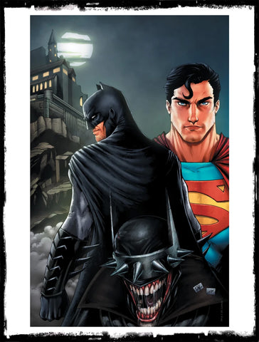 BATMAN / SUPERMAN - #1 RYAN KINCAID BATMAN VIRGIN VARIANT (2020 - NM)