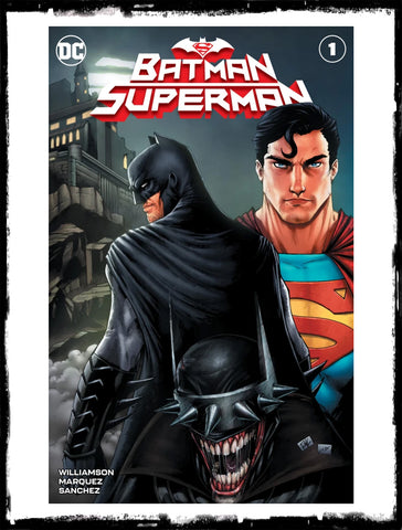 BATMAN / SUPERMAN - #1 RYAN KINCAID BATMAN VARIANT (2020 - NM)