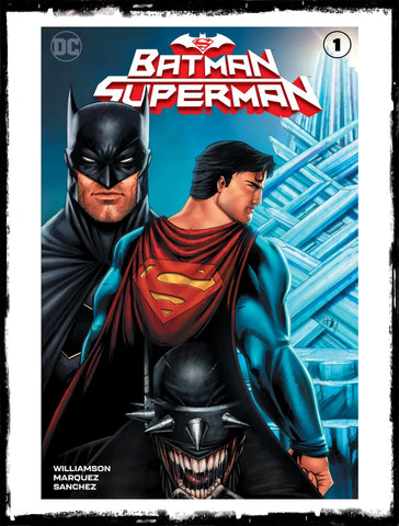 BATMAN / SUPERMAN - #1 RYAN KINCAID SUPERMAN VARIANT (2020 - NM)