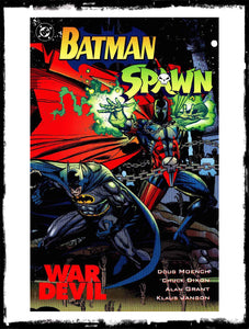 BATMAN / SPAWN: WAR DEVIL - #1 PRESTIGE FORMAT (1994 - NM)