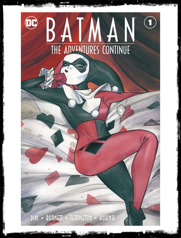BATMAN: THE ADVENTURES CONTINUE - #1 PEACH MOMOKO VARIANT (2020 - NM)