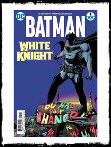 BATMAN: WHITE KNIGHT - #1 SEAN MURPHY VARIANT (2018 - NM)