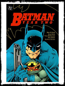 BATMAN: YEAR TWO - TODD McFARLANE / ALAN DAVIS CLASSIC (1990 - NM)