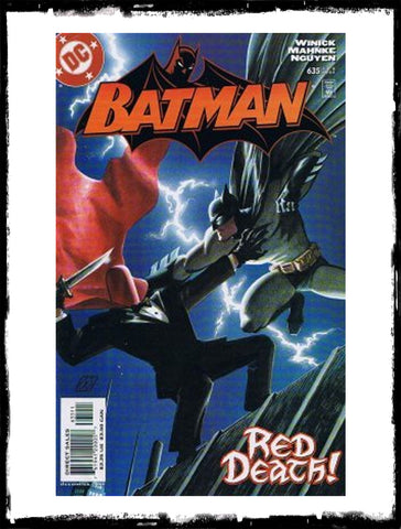 BATMAN - #635 RETURN OF RED HOOD (2005 - NM)