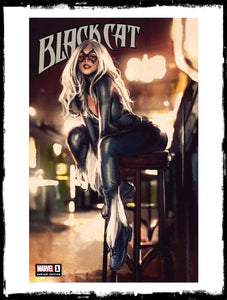 BLACK CAT - #1 GERALD PAREL VARIANT (2019 - NM)