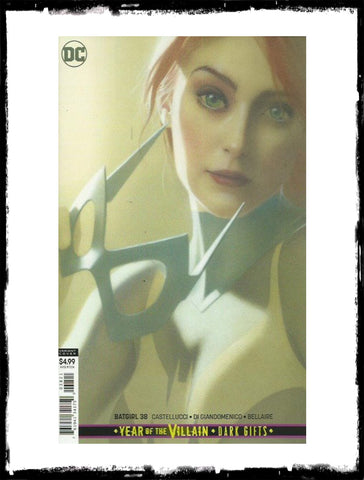 BATGIRL - #38 - JOSHUA MIDDLETON VARIANT (2019 - CONDITION NM)