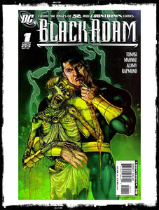 "BLACK ADAM - #1 ""THE DARK AGE"" (2007 - NM)"