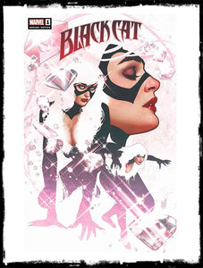 BLACK CAT - #1 ADAM HUGHES VARIANT (2019 - NM)