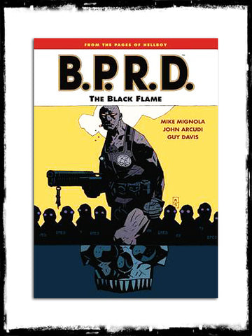 B.P.R.D. - THE  BLACK FLAME