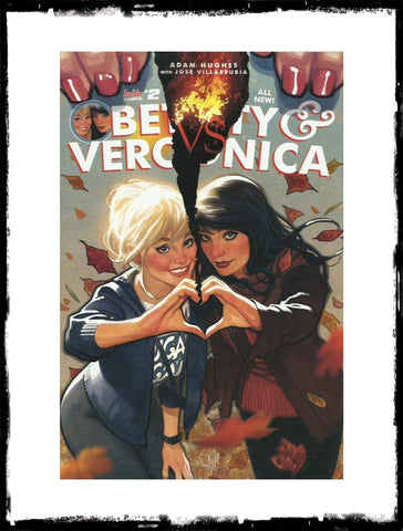 BETTY & VERONICA - #2 ADAM HUGHES COVER (2016 - CONDITION NM)