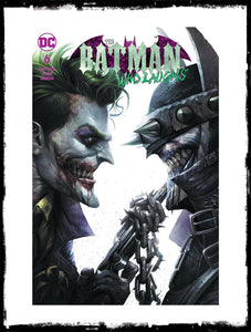 BATMAN WHO LAUGHS - #6 FRANCESCO MATTINA VARIANT (2019 - CONDITION NM)