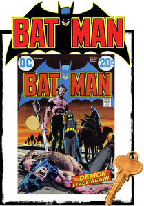 BATMAN - #244 (1972 - CONDITION FN+)