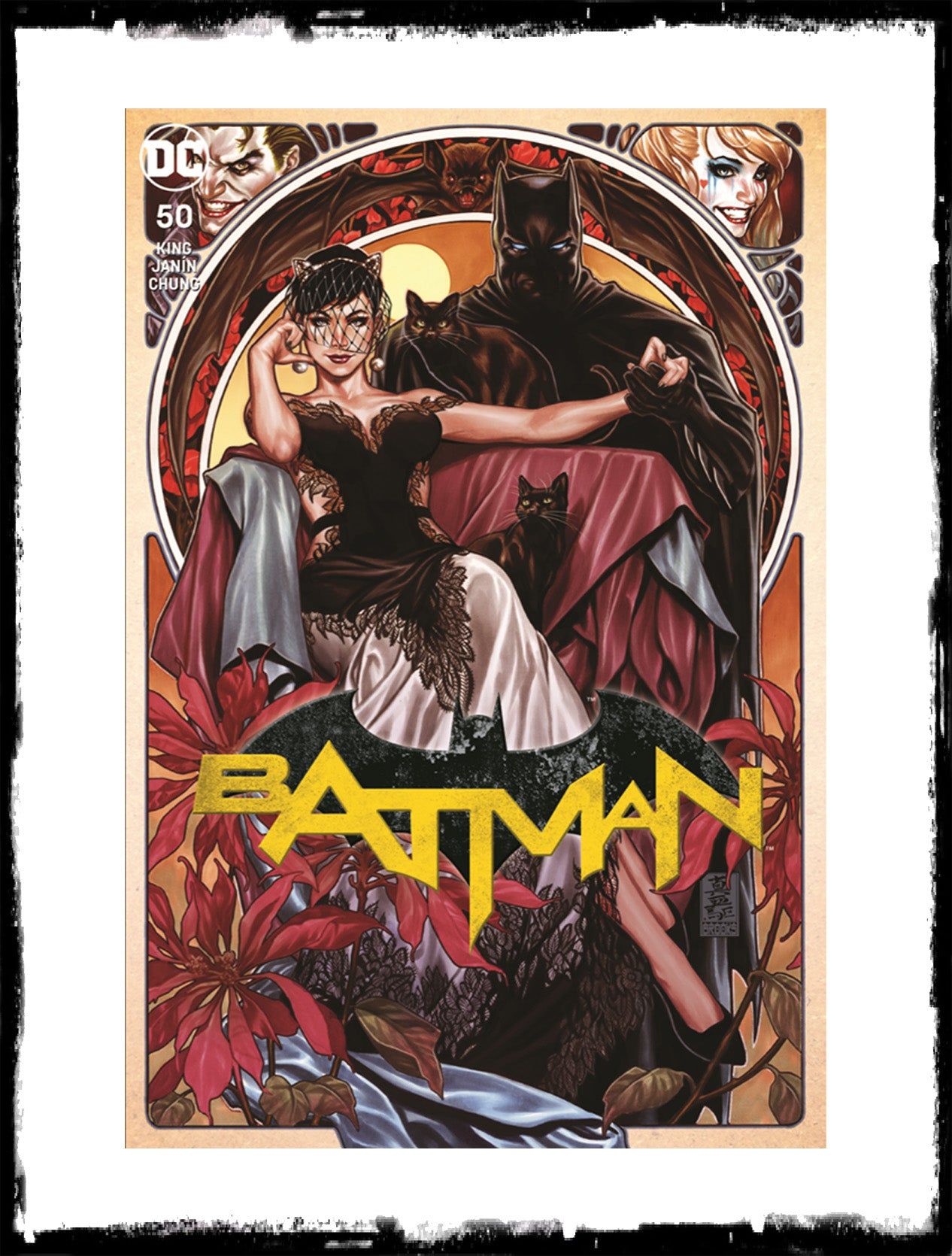 BATMAN - #50 MARK BROOKS VARIANT (2018 - CONDITION NM)