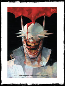 BATMAN WHO LAUGHS - #5 VIKTOR KALVACHEV VARIANT (2019 - CONDITION NM)