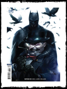 BATMAN - #58 MATTINA VARIANT (2019 - NM)