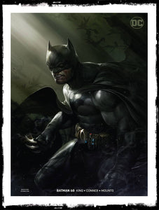 BATMAN - #68 (Francesco Mattina Variant Cover)!
