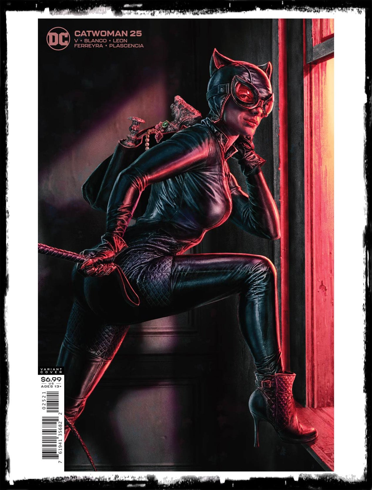 CATWOMAN - #25 LEE BERMEJO COVER (2020 - NM)