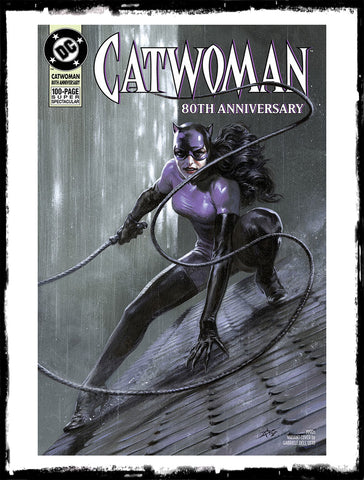 CATWOMAN 80TH ANNIVERSARY - ONE-SHOT - GABRIELLE DELL'OTTO VARIANT (2020 - NM)