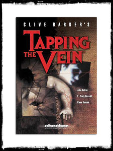 CLIVE BARKER'S - TAPPING THE VEIN (RARE!)