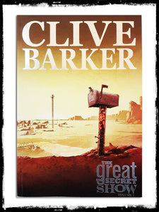 CLIVE BARKER - THE GREAT AND SECRET SHOW (VOL. 1)